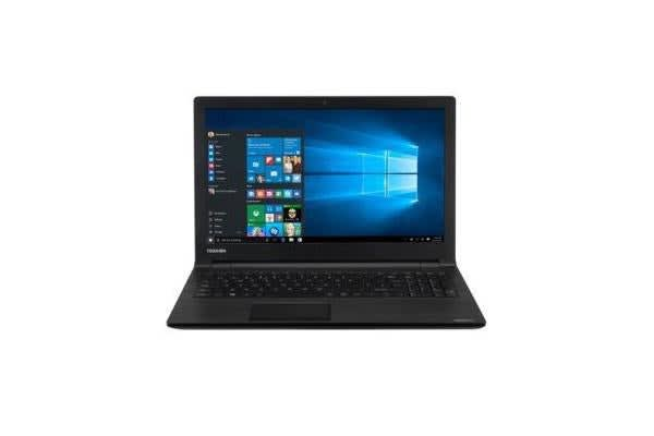 TOSHIBA SATELLITE PRO R50-C I7-6500 15.6 HD 8GB 1TB 2GB GFX AC WIFI TOUCHPAD WIN 10 PRO 1 YEAR WARRANTY