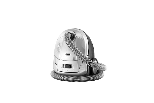 Nilfisk 2000W Coupe Neo Parquet Bagged Vacuum Cleaner (Silver)