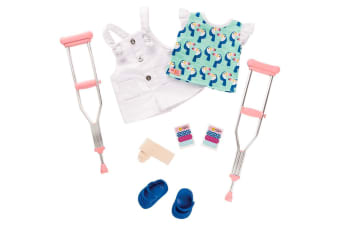 Our Generation Booboo Kisses Doll Accessories Set