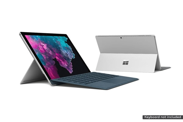 Microsoft Surface Pro 6 (i7, 8GB RAM, 256GB SSD, Platinum) - AU/NZ Model