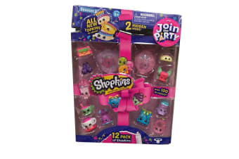 Shopkins Season 7  Wave 2 12 Pack - Choose from the Whole Range
