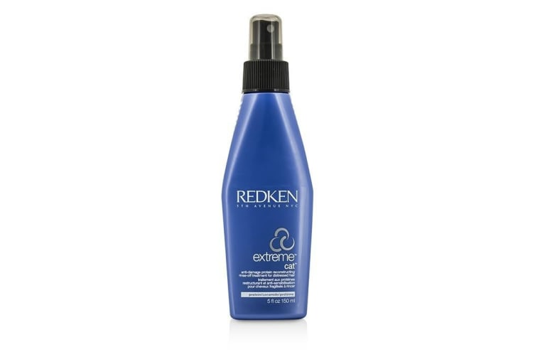 Redken Extreme Cat Anti-Damage Protein Reconstructing Rinse-Off Treatment (For Distressed Hair) 150ml