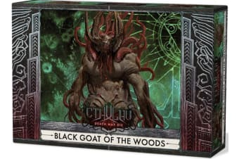 Cthulhu Death May Die Black Goat of the Woods Expansion