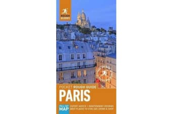 Pocket Rough Guide Paris (Travel Guide with Free eBook)