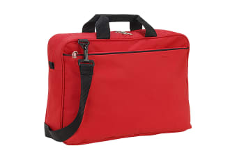 Shugon Kansas Conference Bag (13 Litres) (Pack of 2) (Red) (One Size)