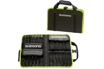 Shimano Jig Case - Fishing Jig Lure Storage Solution - Hold up to 28 Jigs