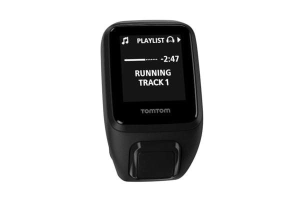 TomTom Runner 3 Cardio + Music Large - Black & Green (1RKM.001.00)