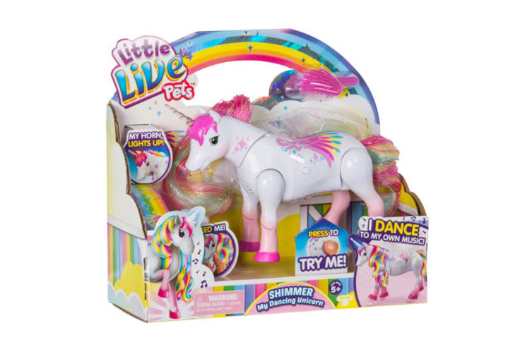 Little Live Pets My Dancing Unicorn Shimmer