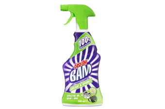Easy Off Bam 500ml Grease & Sparkle Grime Removal Cooktop/Grill Surface Spray