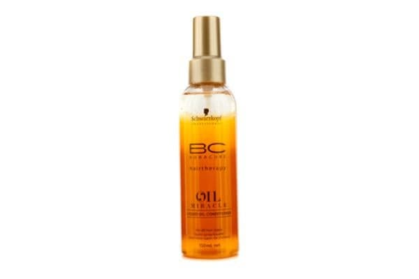 Schwarzkopf BC Oil Miracle Liquid Oil Conditioner (For All Hair Types) (150ml/5oz)