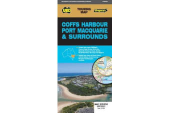 Coffs Harbour Port Macquarie & Surrounds Map 278/294 3rd ed