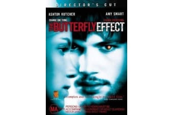 The Butterfly Effect - Region 4 Rare- Aus Stock DVD Preowned: Excellent Condition