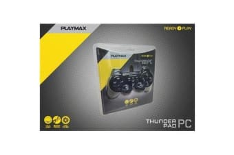 Playmax Thunder Pad USB Gaming Controller for PC