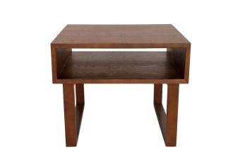 Olle Bedside / Side Table | Walnut | 50cm