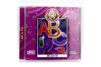 ABC and 123 - Childrens Favorite BRAND NEW SEALED MUSIC ALBUM CD - AU STOCK