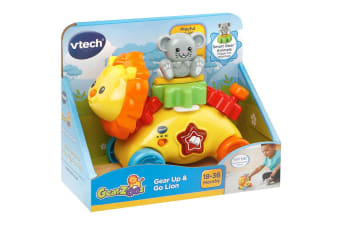 Vtech GearZooz Gear Up and Go Lion