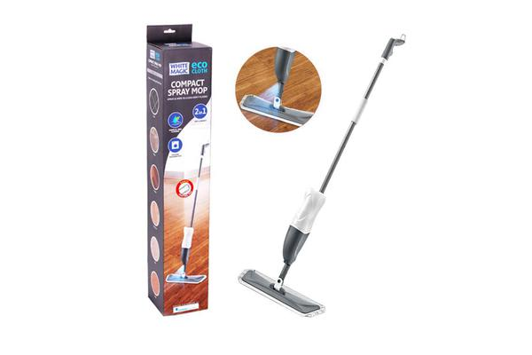 White Magic Compact Spray Mop