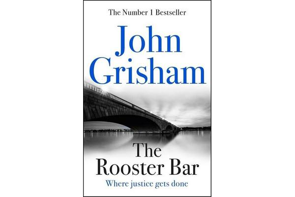 The Rooster Bar - The New York Times and Sunday Times Number One Bestseller