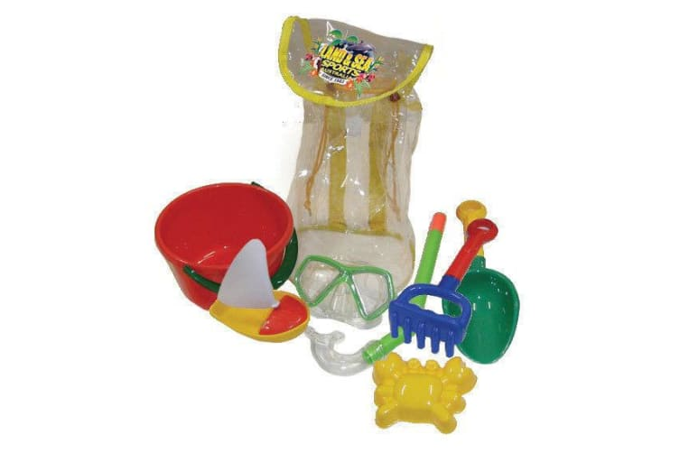 Palm Beach Toys, Mask & Snorkel Set