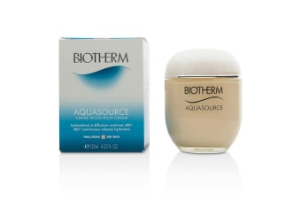 Biotherm Aquasource 48H Continuous Release Hydration Rich Cream - For Dry Skin 125ml