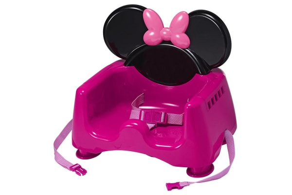 Minnie Mouse Activity Feeding Seat with Toys