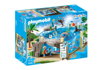 Playmobil Family Fun Aquarium