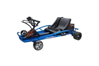 Razor Ground Force Drifter Electric Ride On/Go Kart Rechargeable Kids Racing Toy