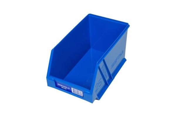 Fischer Plastic Regular Parts Drawer Blue