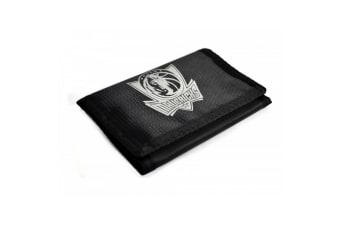 Dallas Mavericks Official NBA Wallet (Black/White)