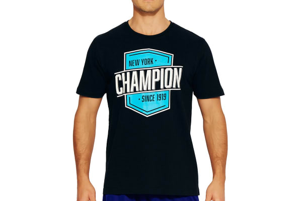 Champion Men's VT Since 1919 Tee - Black (Size M)