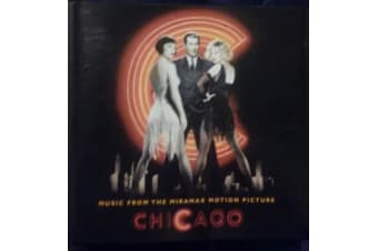 Various – Music From The Miramax Motion Picture Chicago MUSIC CD NEW SEALED