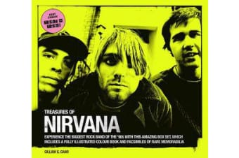 Treasures of Nirvana - Experience the Biggest Rock Band of the 90s
