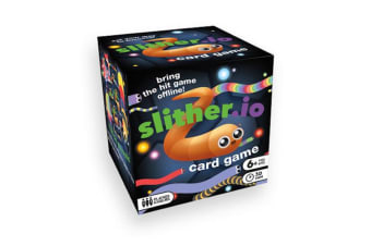 Slither.io Card Game