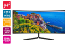 "Kogan 34"" WQHD Curved 21:9 Ultrawide 144Hz Freesync HDR Gaming Monitor (3440 x 1440)"