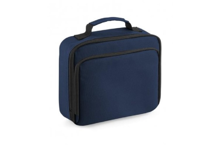 Quadra Lunch Cooler Bag (French Navy) (One Size)
