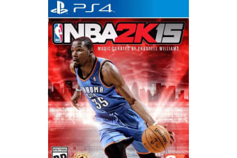 NBA 2K15   PS4 PlayStation 4 Game - Disc Like New