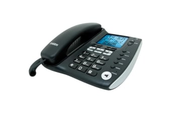 Corded Phone With LCD Display & Caller ID Uniden