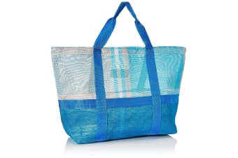 CGEAR SAND FREE UNIVERSAL TOTE BAG WITH CARRY HANDLES QUICKSAND BEACH MAT TOWEL