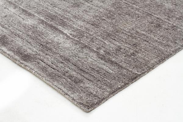 Manhattan Stylish Hand Made Rug Dark Natural 225x155cm