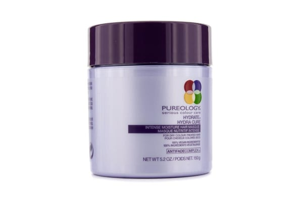 Pureology Hydrate Hydra Cure Intense Moisture Hair Masque (For Dry Colour-Treated Hair) (150g/5.2oz)