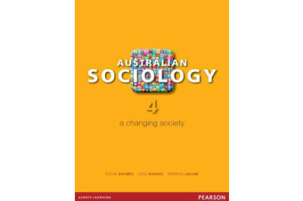 Australian Sociology - A Changing Society