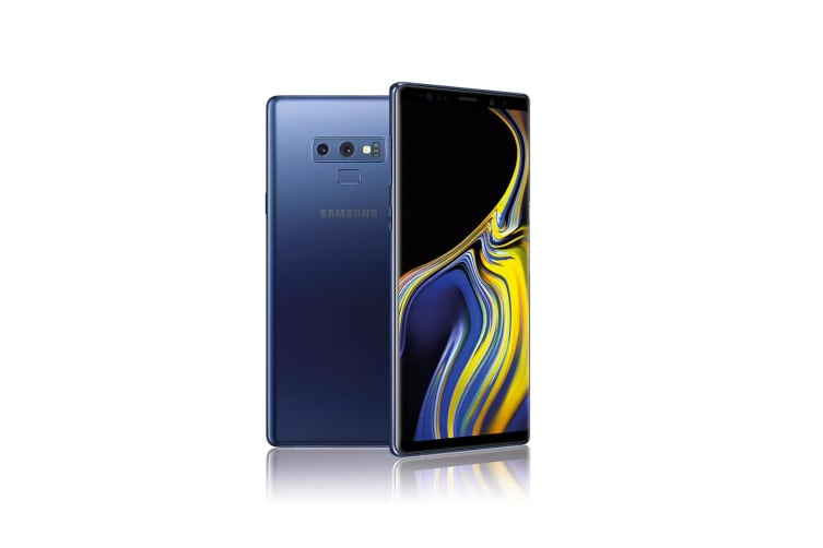 Samsung Galaxy Note 9 128GB Blue - As New