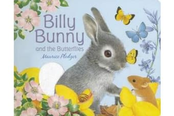 Billy Bunny and the Butterflies