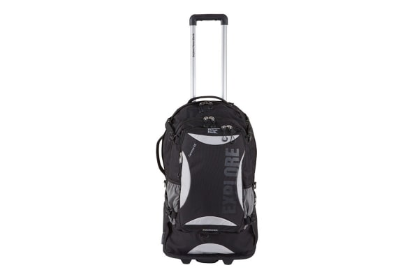 Explore Planet Earth Caracus Adventurer 65L Roller Pack (Black)
