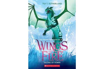 Wings of Fire #9 - Talons of Power
