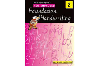New Improved Foundation Handwriting NSW Year 2 - Book 2