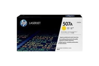 HP Toner 507A CE402A Yellow (6000 pages)