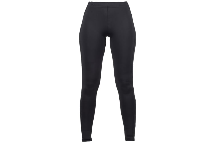 Tombo Teamsport Womens/Ladies Running Leggings (Black) (XL)