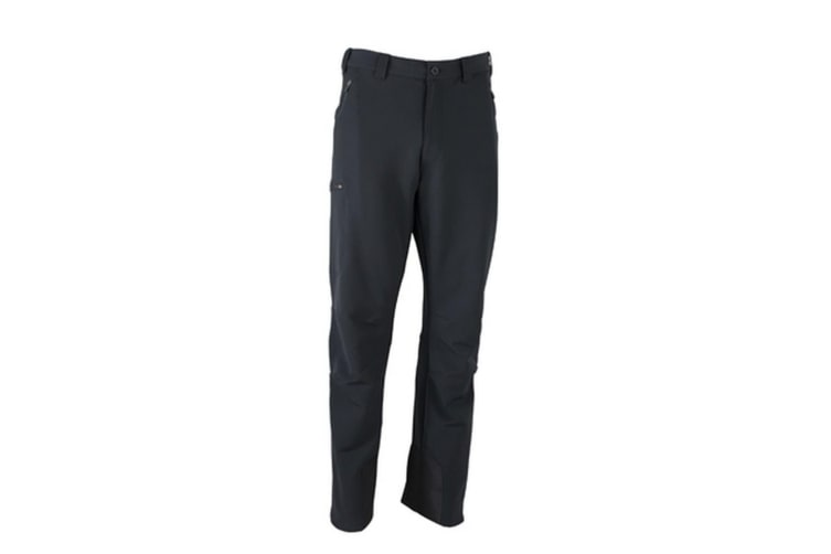 James and Nicholson Mens Outdoor Pants (Black) (M)