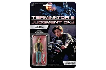 Terminator 2 Judgment Day John Connor ReAction Figure